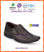 factory wholesale made in Bangladesh high quality Soft leather classic men shoes with unique design export surplus shoes