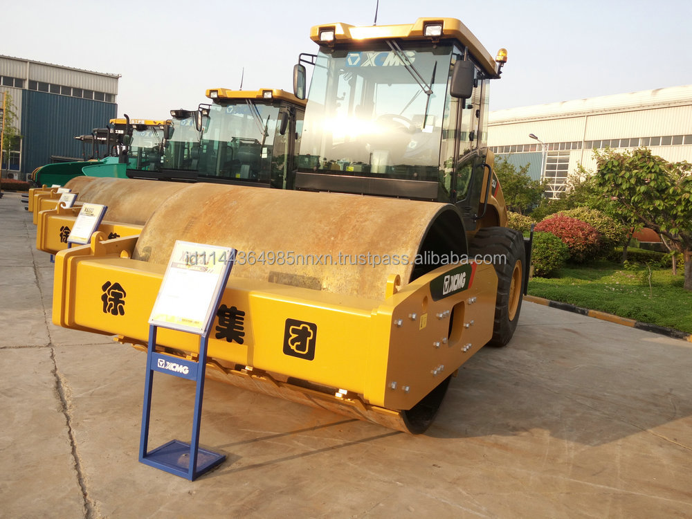 DYNAPAC XCMG XP303 tire roller XP262 road roller vibrator Factory direct sale