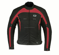Red Black Rider Choice Motorcycle Jacket / Freeday Rider Motorbike Jacket / Motorbike Armour Jacket Protector