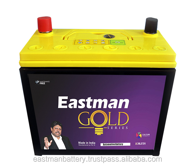 JIS Long life batteries NS60L 45Ah.