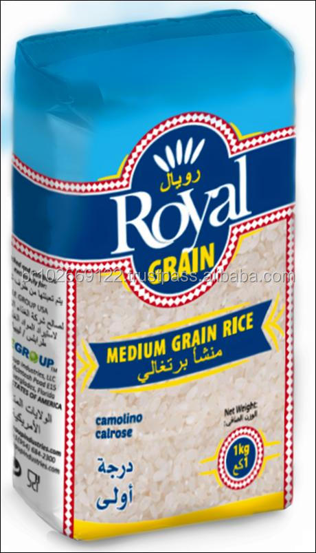Royal Grain Camolino Calrose Rice
