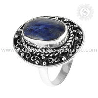 Lovely Blue Kyanite 925 Sterling Silver