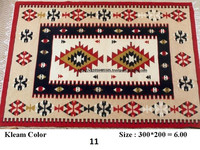 hand made carpet , kilim