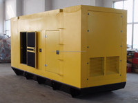 Made in China groupe electrogene diesel 60kw 250kw silent generator with good price