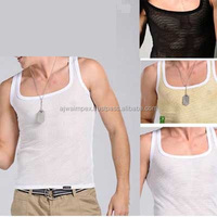 TANK TOP font-b-Men-s-b-font-Casual-O-neck-Mesh-font-b-Beach-b-font