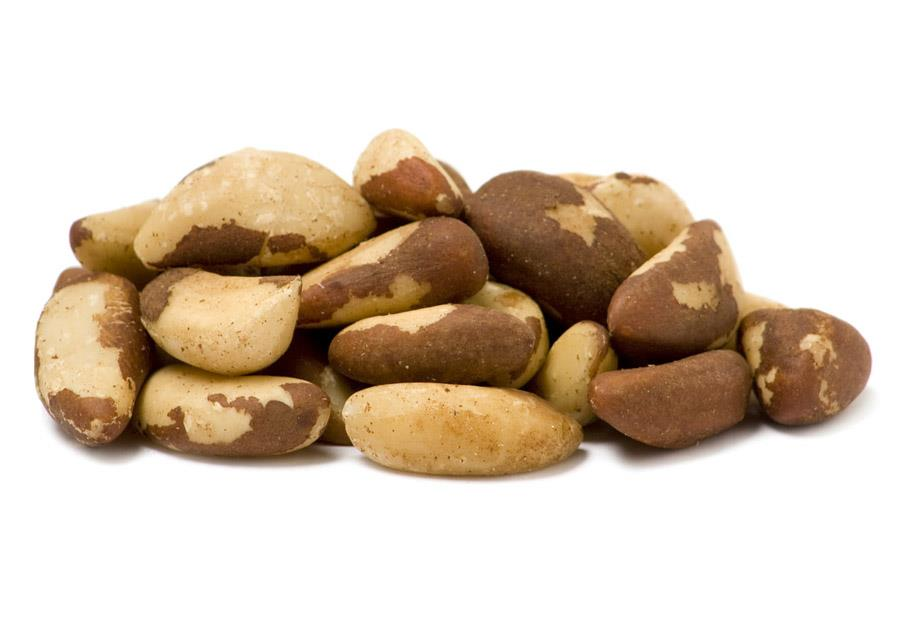 Conventional Brazil Nuts Raw Sizes