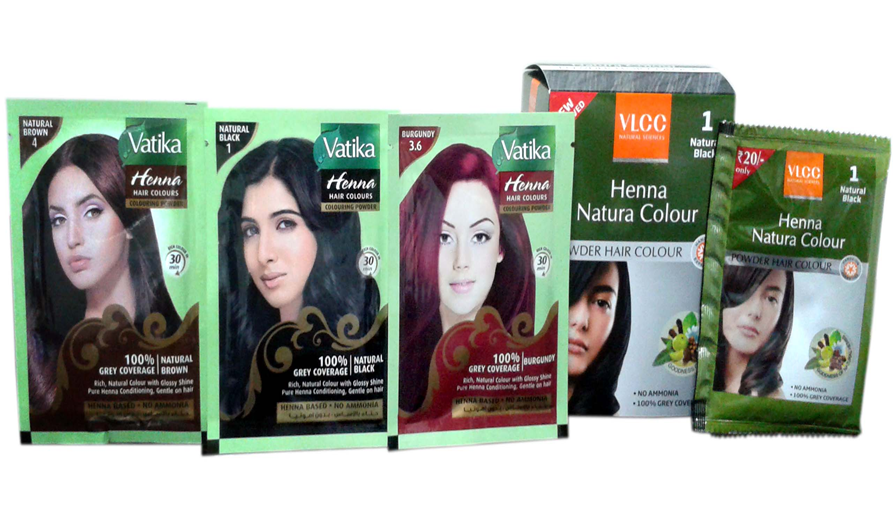 natural trouble hair dye