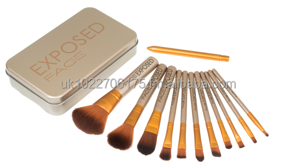 Face London Exposed 12PC Make-Up Brushes