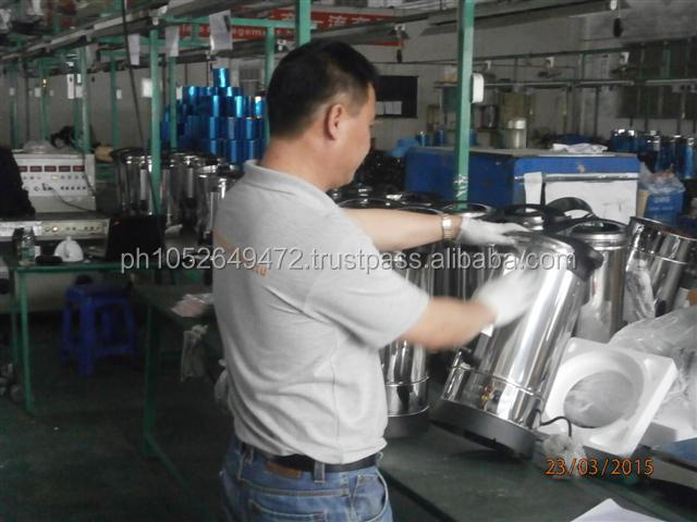 Pre-Shipment Inspection for Water Boilers in China