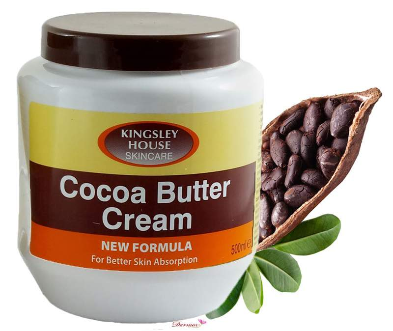 Kingsley House - Cocoa Butter whitening-Body Lotion