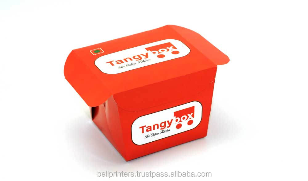 fast food packaging with export quality Customized take away Noodles Box packaging manufacturers and exporters in india