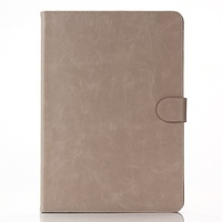 Retro Style leather cover for ipad air 2, Magentic Leather Wallet Case for iPad Air 2