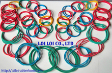 Hot selling wholesale cheap custom thin silicone rubber band bracelet - Top quality waterproof design soft plastic rubber bands