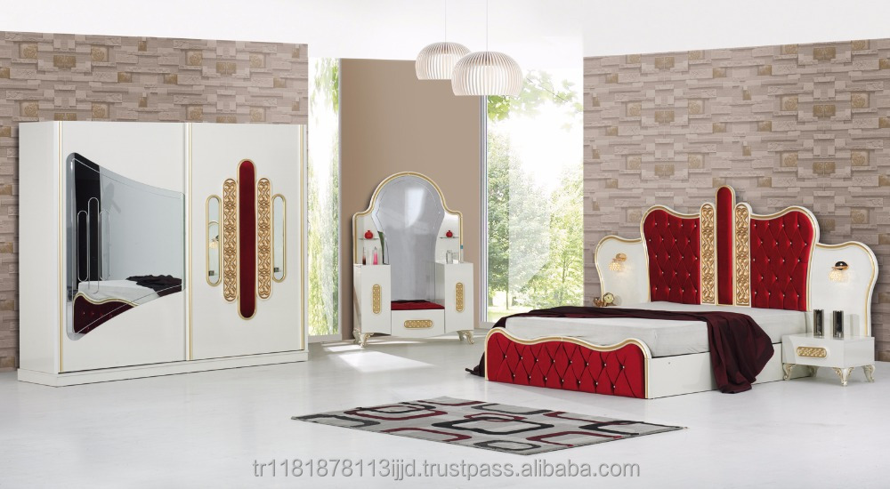 PRINCESS BEDROOM SET / meuble model / cheap price / Smart furniture