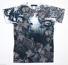 custom all over print tshirt men t shirts for sublimation printing