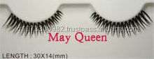 [May Queen] Flare eyelash for Strip eyelashes extension in Korean Maker (Model Number : TNB005) / Individual Eyelashes