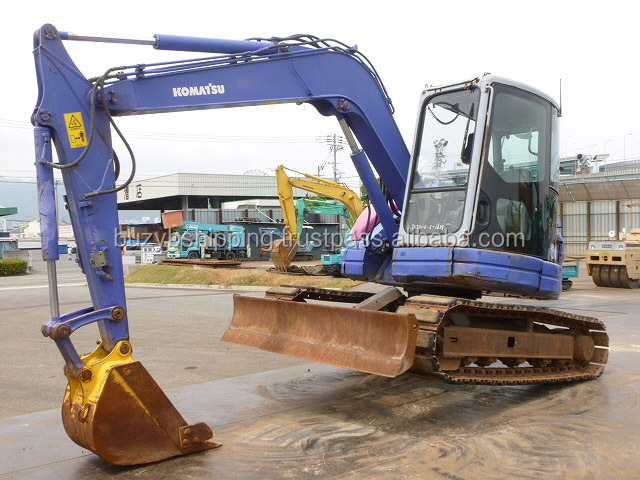 Used Komatsu crawler excavator PC78/Secondhand mini excavator PC78 PC75 PC100 for sale!