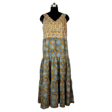 Rajasthani Sanganeri Printed Indian Ethnic Dress for Girls Hot Summer Season Ladies Long Kurtis from Jaipur Wholesaler Long Kurt
