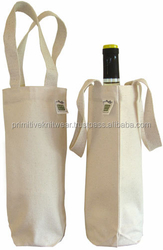 Promotional wine bag/ cotton wine bag