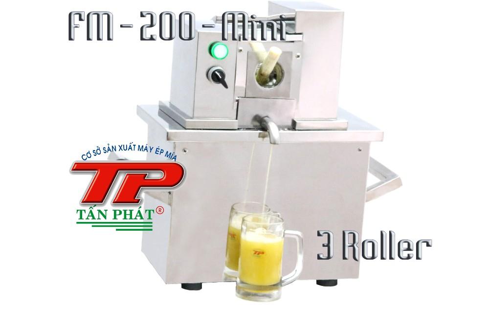 FM-200 mini Viet Nam Wholesale Best Price Stainless Steel Sugarcane Juice Machine