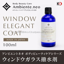 Tsuya elegant polymer coat for crystal car care products