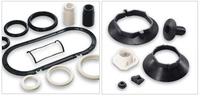 Seals, Insulation Rubber Parts & Protective Sleeves for Electric & Electronics Appliance