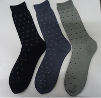 2016 NEW Mens Patterned Casual Dress Socks, Customised men socks