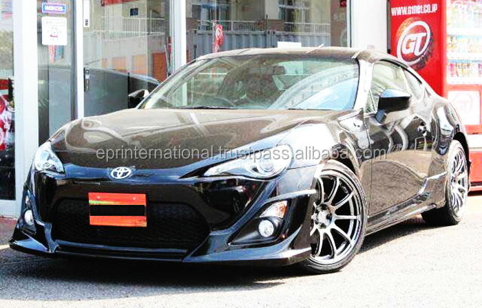 For TOYOTA FT86 FRS C-West Front Lip