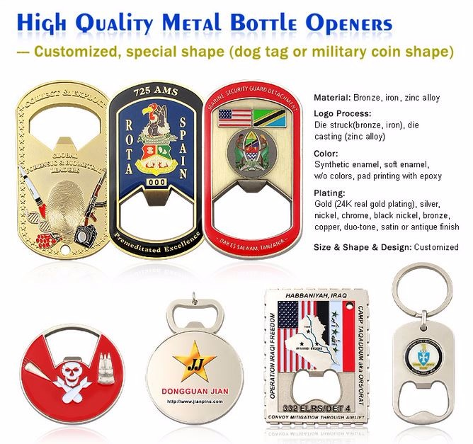 JIAN Factory Custom Military Army Dog Tag for Metal Crafts