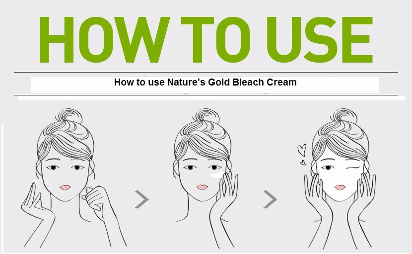 bleaching cream for body skin