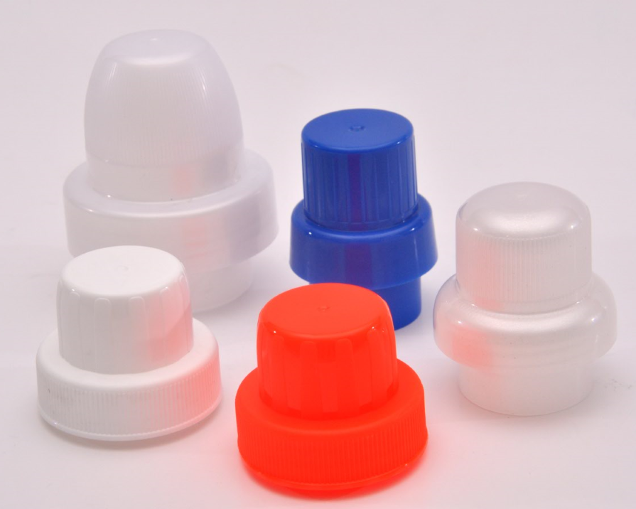 2017 cap for pharma bottle, preform, Push Pull, Flip top 26mm 28mm cap for bottle-Duy Tan Plastics Vietnam