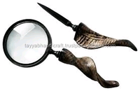 Horn magnifyine Glasses