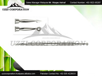 Nail tools 1pc set beauty Stainless Steel Nail Tool Cuticle Nipper Spoon Cuticle