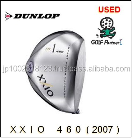 Cost-effective and low-cost vw golf 6 led and Used Driver DUNLOP XXIO 460(2007) for resell , deffer model also available