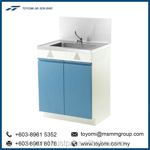 Laminar Flow Furniture with Cabinet
