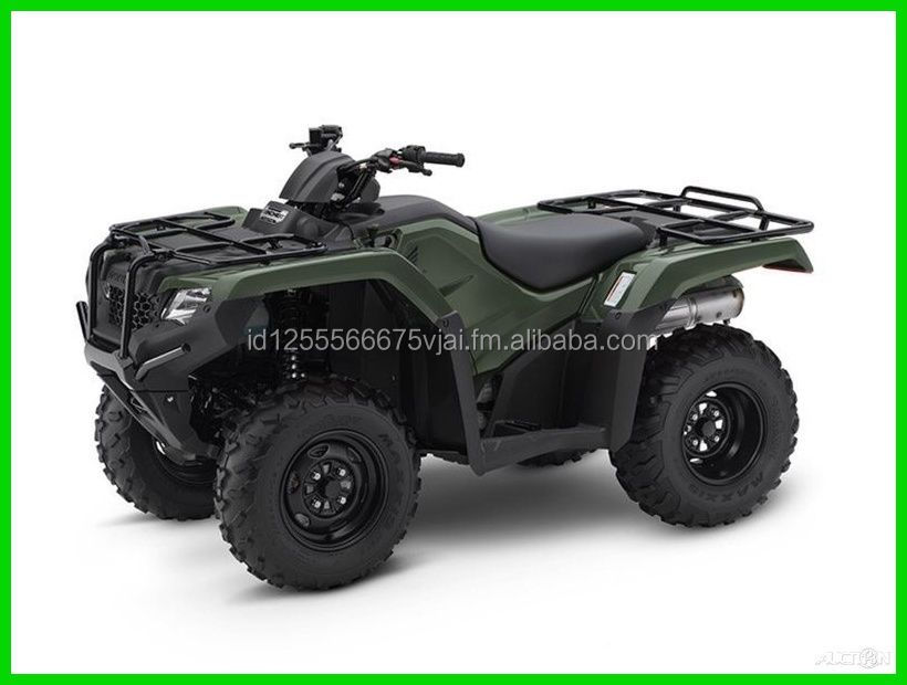 FourTrax Rancher 4X4 New