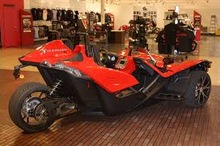 2016 Polaris Slingshot 3 Wheel Drive