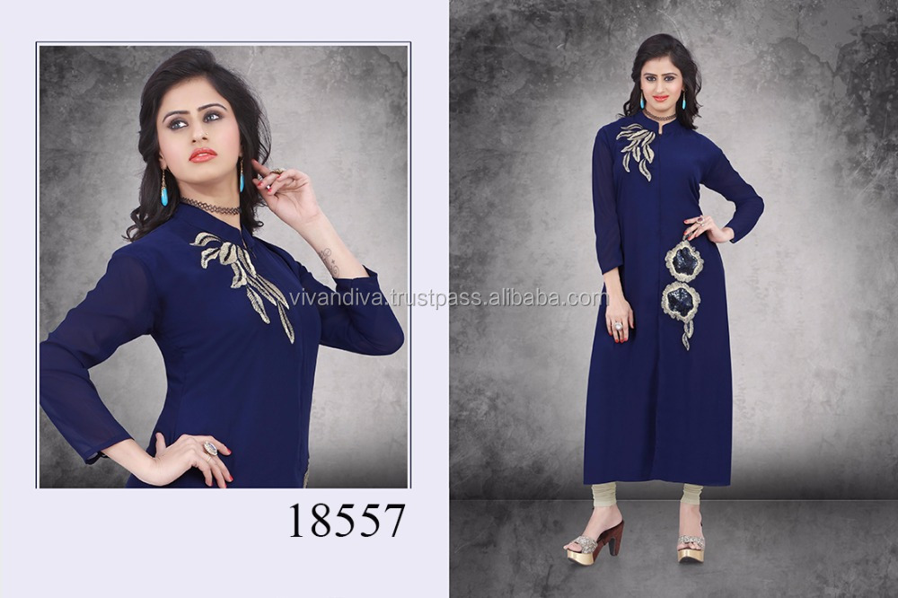 New Fancy Design Kurtis For Girls