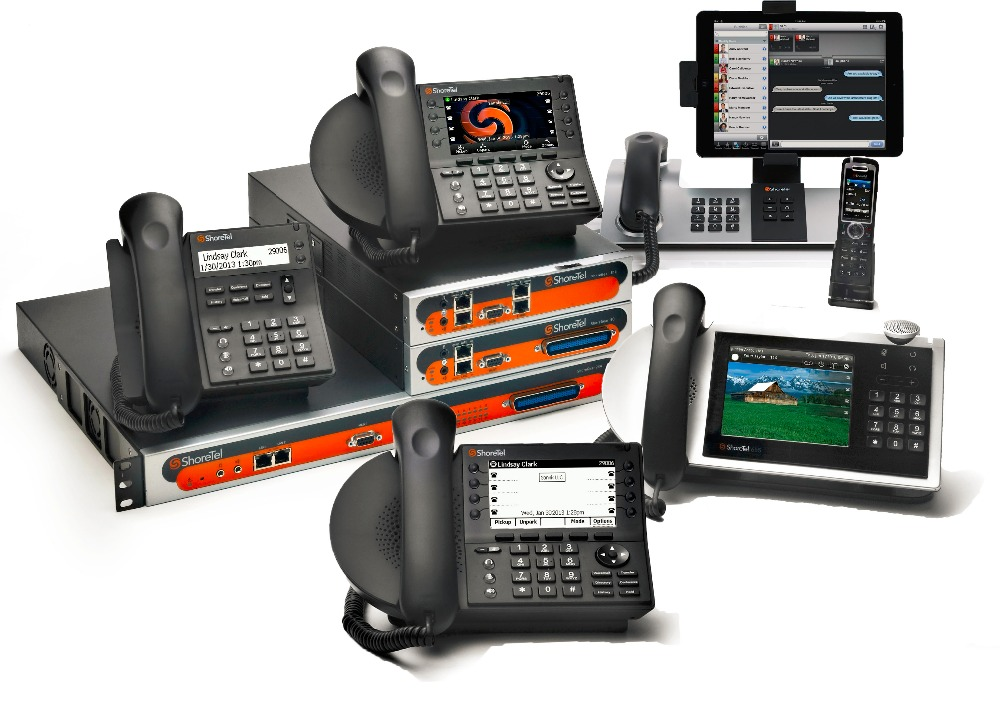 ShoreTel IP phones