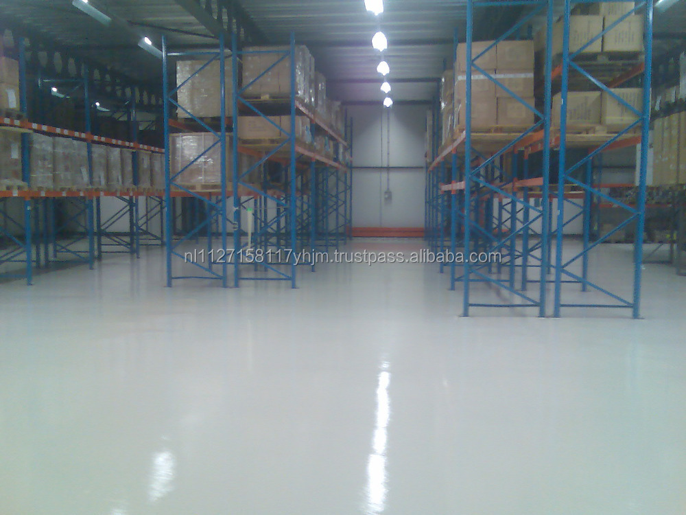 Chemicals resistant, High strength epoxy floor coating