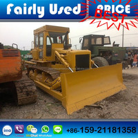 Used Japan CAT D6D Bulldozer, CAT dozer D6