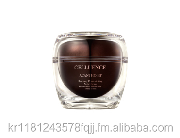 Korea Celluence Recovery Concentrating Night Cream/Whitening anti-wrinkle Night Cream