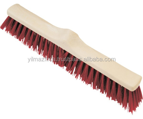 various sizes floor Cleaning Push Brooms