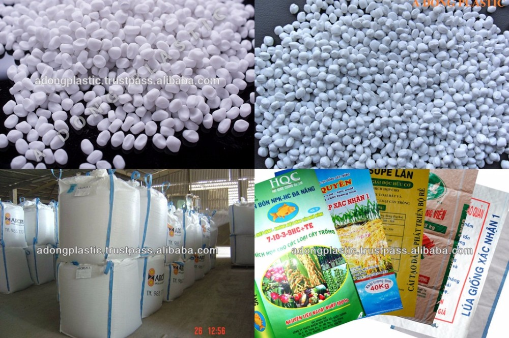 Calcium Carbonate Master Batch/CaCO3 Filler Masterbatch for PE/PP Plastics