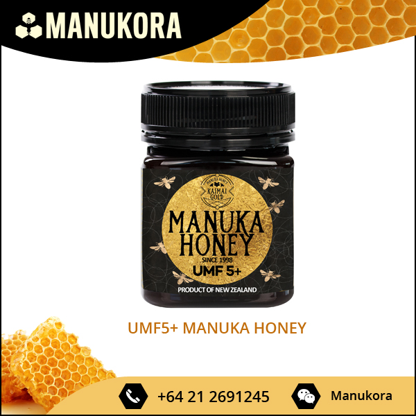 Top Quality Naturally Processed Manuka Honey Available in Mini Honey Jar