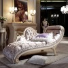 Luxury French Style Living Room Chaise