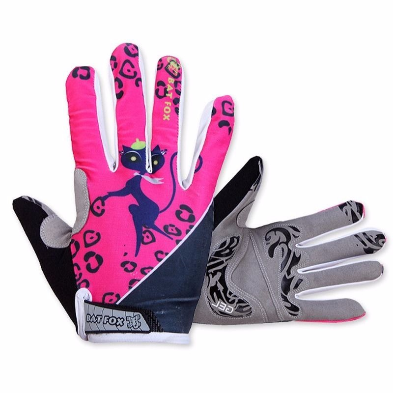 Cycling Gloves In Full Finger, Cycling/Bicycling Gloves For Kids Youth And Adults, Custom Cycle/Bicycle Gloves
