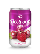 330ml beetroot fresh vegetable fruit juice