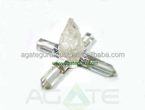 Best Quality Crystal Quartz Generator With Rough And Pencil