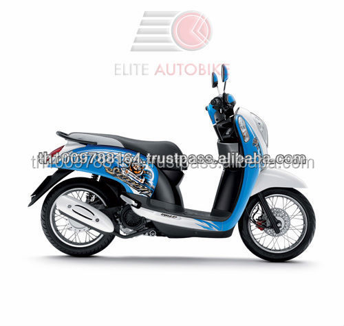 Scoopy I Fashion Design Hot Selling Cheap Gas Scooter for Sale